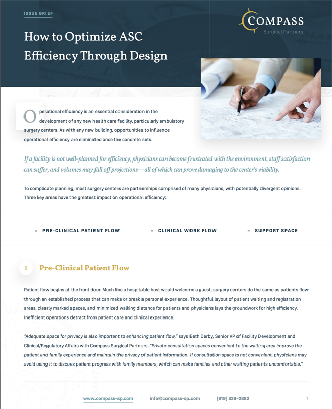 How to Optimize ASC Efficiency Through Design